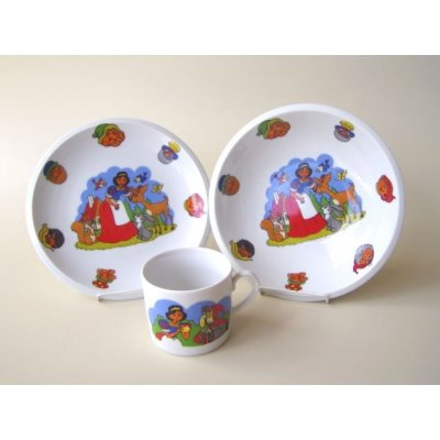 Children's porcelain set - Snow White
