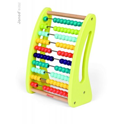 Wooden counter Tatoo Abacus Janod
