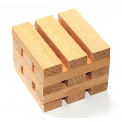 Mini wooden blocks