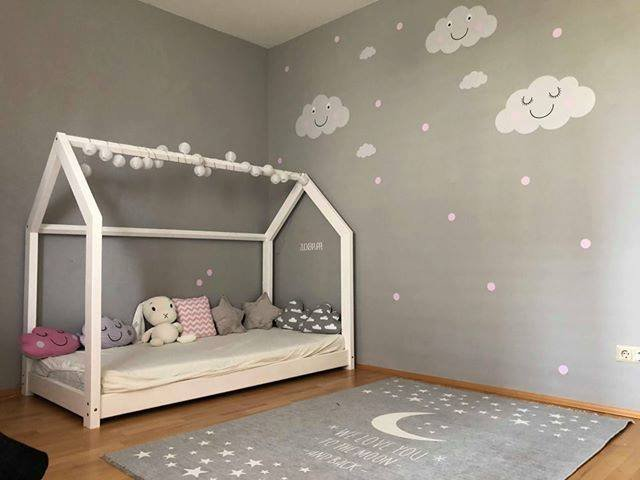 info for cf6be 48f3c starting from 299,00 €, | Montessori bed - LITTLE HOUSE 2